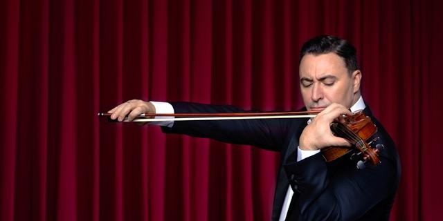 Максим Венгеров гостува на Софийската филхармония