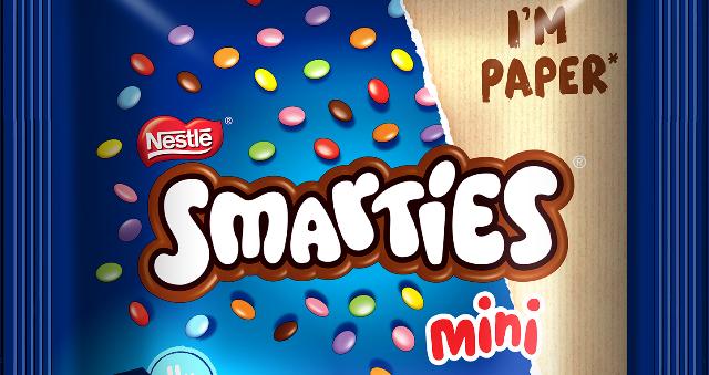 Шоколади използват опаковка от рециклирана хартия