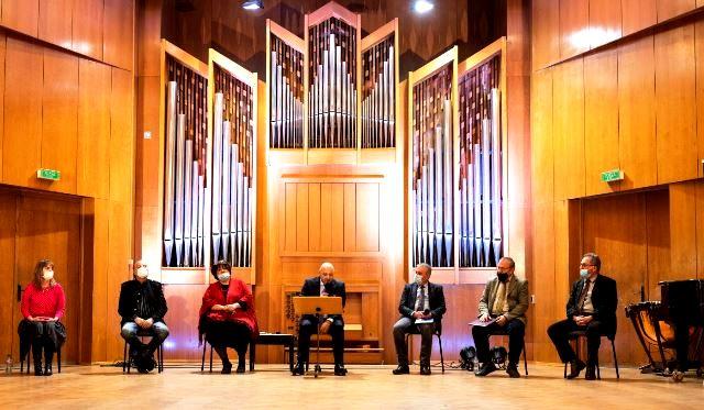Националната музикална академия празнува сто години