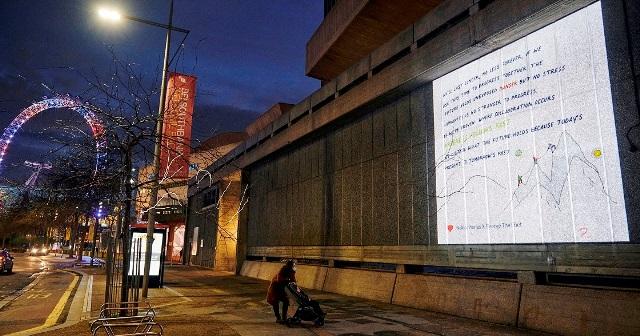 Поети и писатели в кампания за позитивни послания