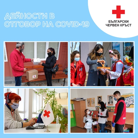 Над 40 000 души са подпомогнати от БЧК