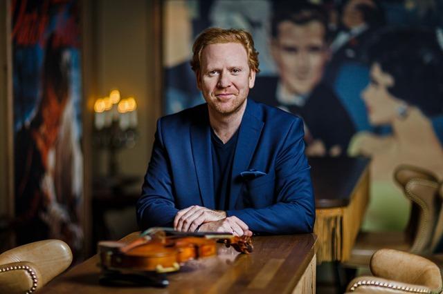 Цигуларят Даниел Хоуп за първи път в България