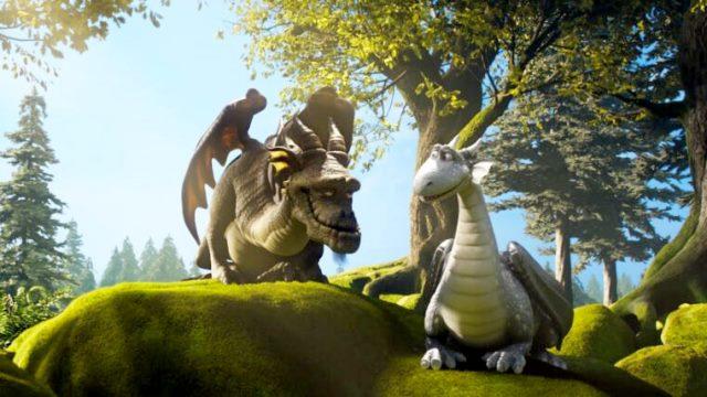 Повелителят на дракони