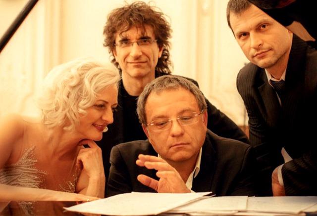 Десет години солова кариера на Вера Шандел