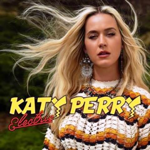 Кейти Пери със сингъл за покемоните