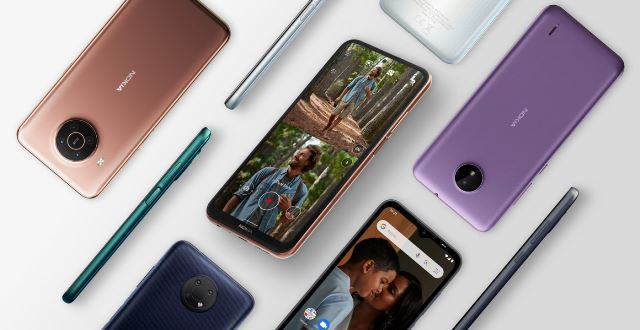 Nokia G20 е вече в България