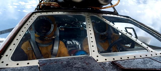 Бързи и яростни и в космоса