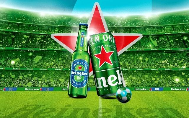 """Кампания на """"Хайнекен"""" за Европейското първенство по футбол"""