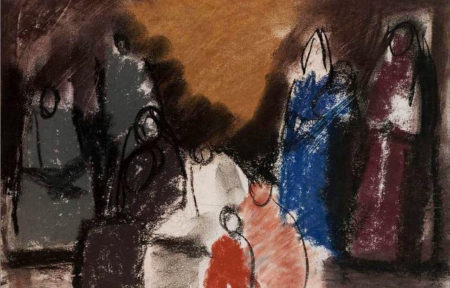 Рисунки и картини от една колекция на Калина Тасева