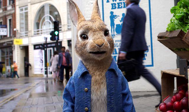 Зайчето Питър тръгва по широкия свят
