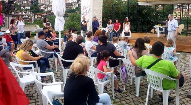 Детско книжно парти във Варна