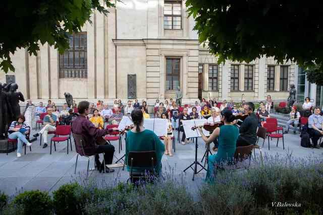 """Софийската филхармония с концерти в """"Квадрат 500"""""""