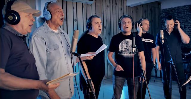 Нова песен на Б.Т.Р. с Кирил Маричков и Валди Тотев