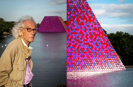 Четири изложби на Кристо и Жан-Клод