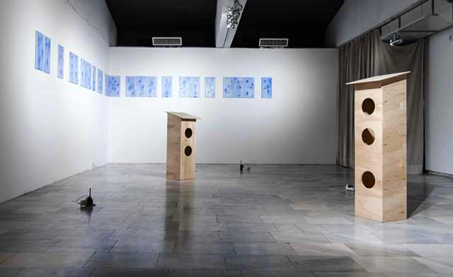 Изложба на Калас Либфрид