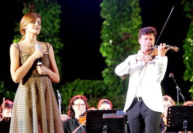Михаела Филева с концерт със симфоничен оркестър