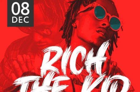Rich The Kid за първи път в България