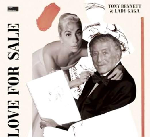 Лейди Гага и Тони Бенет с дует