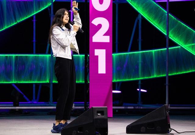 Никол Паласчева предизвика фурор в X-Factor Италия